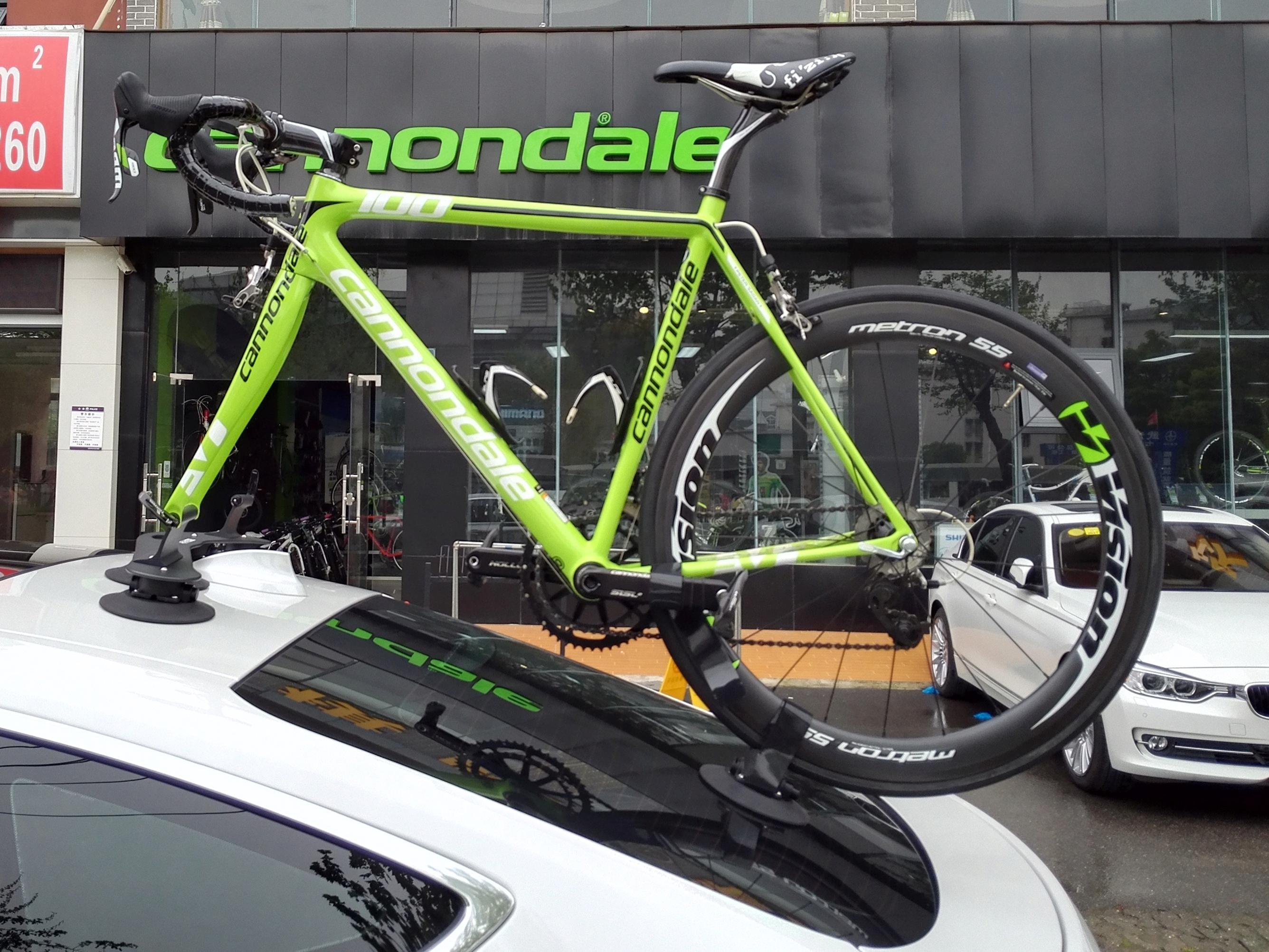 Portabicis Tour Tipo San Remo Con Cierre A Las Barras Techo Bici Bicicleta
