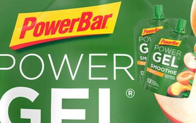 Nuevos PowerGel Smoothie de PowerBar®