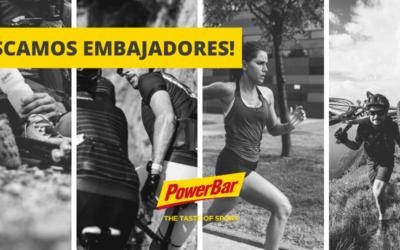¡Buscamos Embajadores PowerBar!