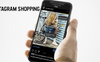 Vic Sports los primeros en Instagram Shopping