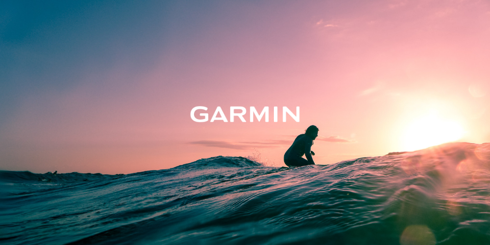 Garmin Instinct Solar Surf Edition: ¡Surfea la ola durante más tiempo!