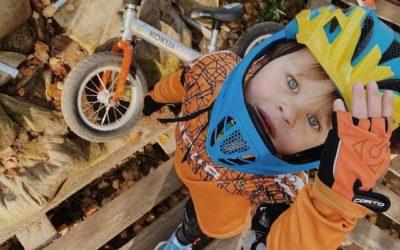 Diferencia entre una bicicleta de niño y una bicicleta para niños