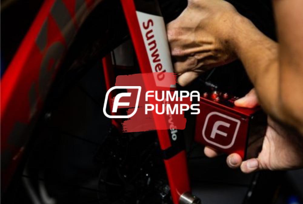 Vic Sports nuevo distribuidor del hinchador eléctrico Fumpa Pumps