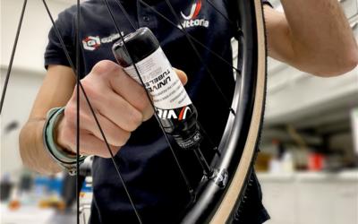 El Sellador Universal Vittoria: una única fórmula para cualquier tipo de neumático