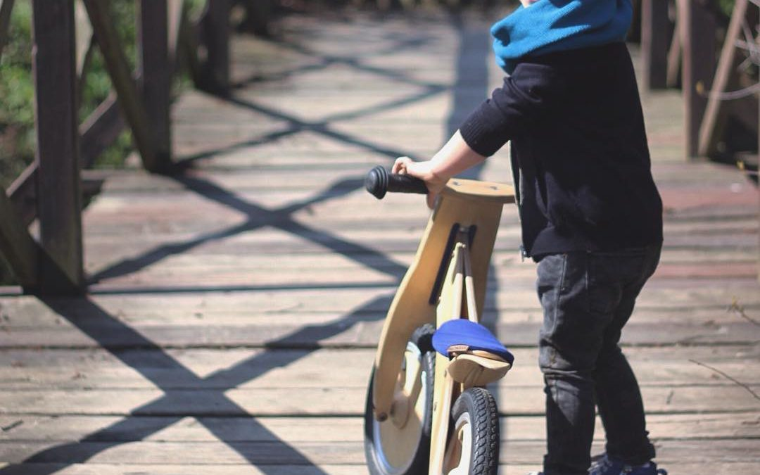 Las bicicletas infantiles Kokua que mejor se adaptan a tu hijo/a