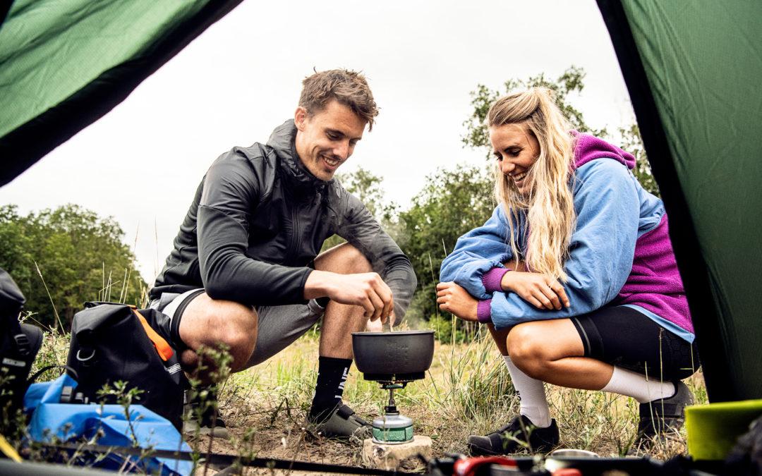 Ortlieb también es la solución para ir al camping o en autocaravana