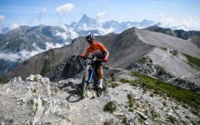 La Iron Bike es una carrera de MTB que te hace subir la altura del Everest tres veces y media. Milton Ramos la ha ganado siete veces.